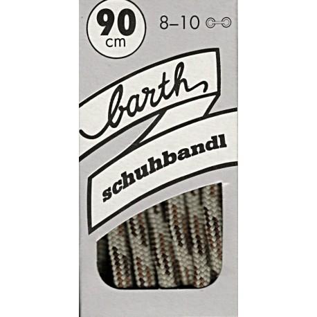 Barth Bergsport kulaté extra silné/90 cm/barva 731 tkaničky do bot