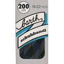 Barth Bergsport ploché/200 cm/barva 191 tkaničky do bot