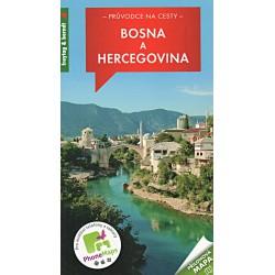 Freytag a Berndt Bosna a Hercegovina průvodce