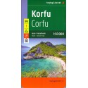 Freytag a Berndt Corfu/Korfu 1:50 000 automapa