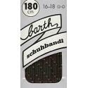 Barth Bergsport půlkulaté/180 cm/barva 244 tkaničky do bot
