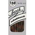 Barth Bergsport kulaté extra silné/150 cm/barva 732 tkaničky do bot