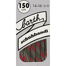 Barth Bergsport půlkulaté/150 cm/barva 292 tkaničky do bot