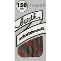 Barth Bergsport Halbrund půlkulaté/150 cm/barva 292 tkaničky do bot