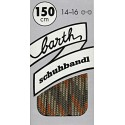 Barth Bergsport Halbrund půlkulaté/150 cm/barva 300 tkaničky do bot