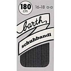 Barth Bergsport ploché uni/180 cm/barva 021 tkaničky do bot