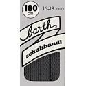 Barth Bergsport Flach Uni ploché/180 cm/barva 021 tkaničky do bot