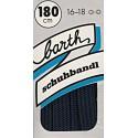 Barth Bergsport ploché uni/180 cm/barva 046 tkaničky do bot