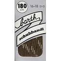 Barth Bergsport půlkulaté/180 cm/barva 306 tkaničky do bot