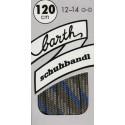 Barth Bergsport Halbrund půlkulaté/120 cm/barva 296 tkaničky do bot