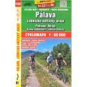 SHOCart 168 Pálava, Lednicko-valtický areál 1:60 000 cykloturistická mapa