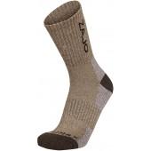 Zajo Mountain Socks Midweight olive pánské trekové ponožky Coolmax