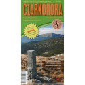 Ruthenus Černá hora 1:50 000 turistická mapa