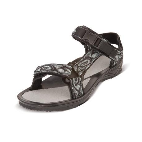 Triop Aqua 03 tyrkysová/šedá unisex sandály i do vody