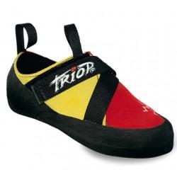 Triop Junior červená/žlutá dětské lezečky
