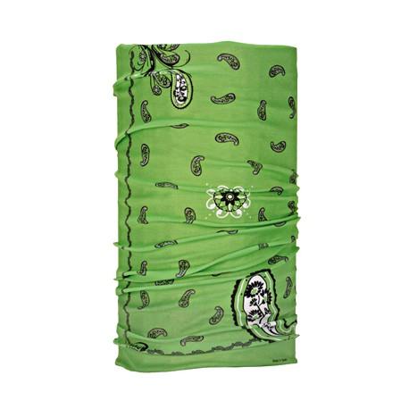 Wind X-Treme Wind Tears Green multifunkční šátek