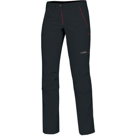 Direct Alpine Sierra 5.0 black dámské odepínací turistické kalhoty
