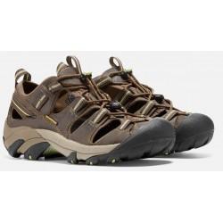 Keen Arroyo II W chocolate chip dámské kožené outdoorové sandály