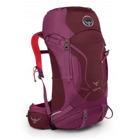 Osprey Kyte 36 WS/WM purple calla dámský turistický batoh