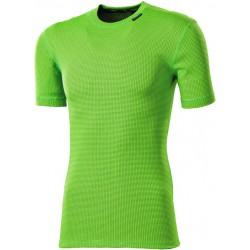 Progress Micro Sense MS NKR zelená pánské triko krátký rukáv