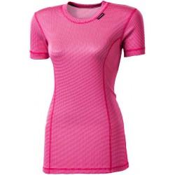 Progress Micro Sense MS NKRZ růžová dámské triko krátký rukáv