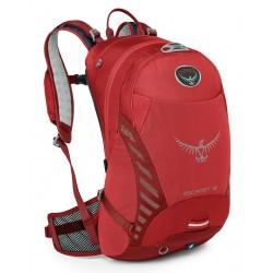 Osprey Escapist 18 S/M cayenne red cykloturistický batoh