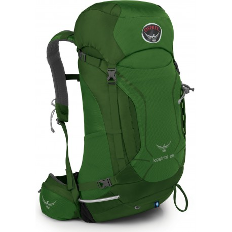 Osprey Kestrel 28 M/L jungle green turistický batoh