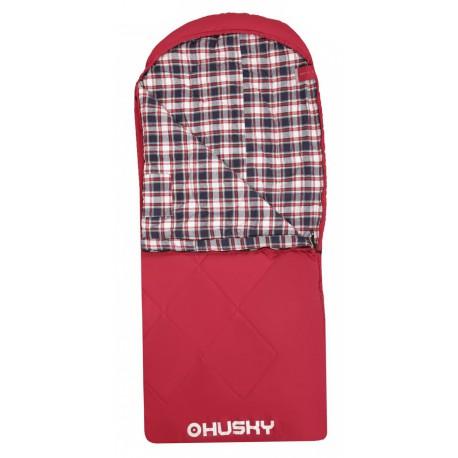 Husky Groty -5°C třísezónní dekový spací pytel Invista Hollowfibre 4