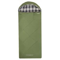 Husky Kids Galy -5°C zelená dětský třísezónní dekový spací pytel Invista Hollowfibre 4
