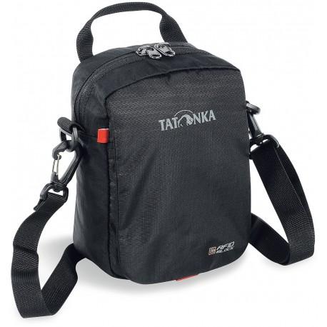 Tatonka Check In RFID B black příruční taška přes rameno