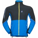 High Point Gale Jacket black/blue pánská softshellová bunda