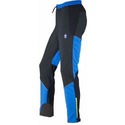 High Point Gale Pants black/blue pánská softshellové kalhoty