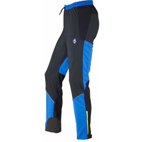 High Point Gale Pants black/blue pánská softshellové kalhoty