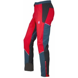 High Point Gale Pants red/blue shadow pánská softshellové kalhoty