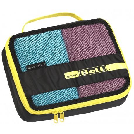 Boll Pack-It-Sack S černá/žlutá cestovní pouzdro