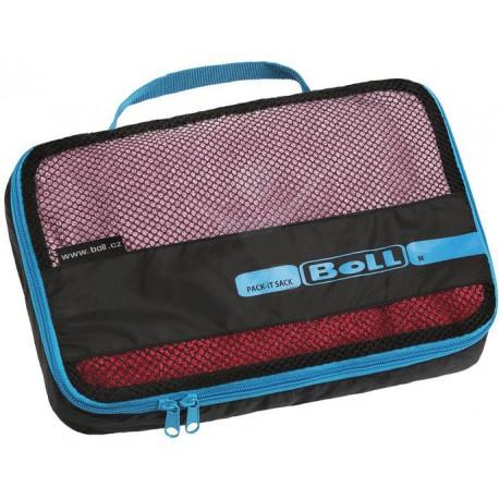 Boll Pack-It-Sack M černá/modrá cestovní pouzdro
