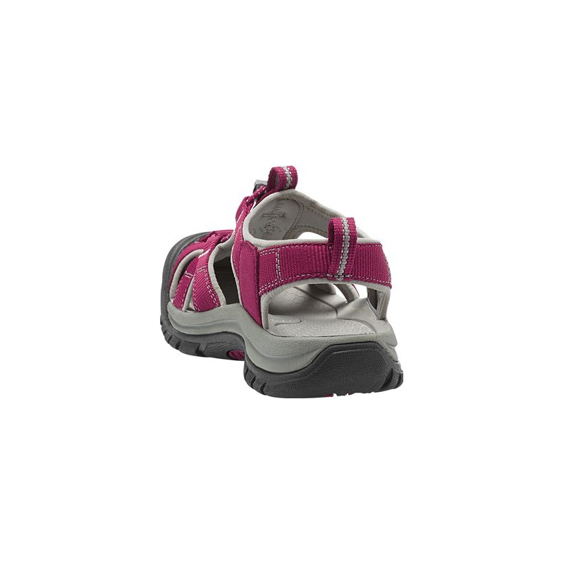 b30c6c6502f ... Keen Venice H2 W beet red neutral gray dámské outdoorové sandály i do  vody ...