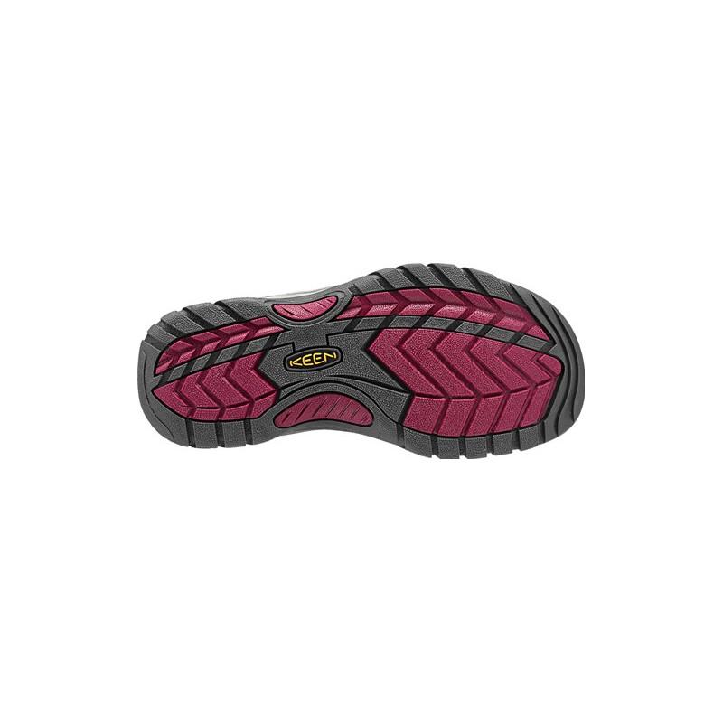 6a64f152771 ... Keen Venice H2 W beet red neutral gray dámské outdoorové sandály i do  vody (