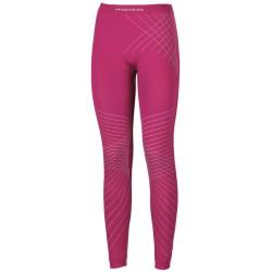 Progress Seamless SL SDNZ fialová/světle šedá dámské spodky dlouhá nohavice