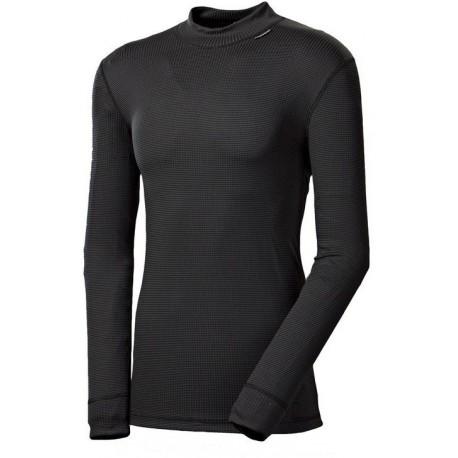 Progress Micro Sense MS NDR černá pánské triko dlouhý rukáv