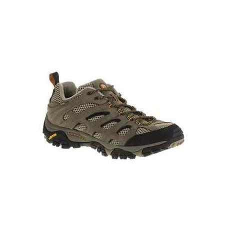 Merrell Moab Ventilator Walnut 86595 pánské nízké prodyšné boty