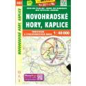 SHOCart 442 Novohradské Hory, Kaplice  1:40 000 turistická mapa