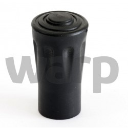 Gumový ochranný kryt 12 mm/3,8 cm - trekové hole