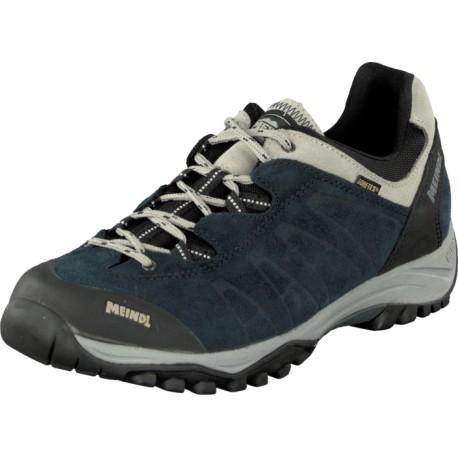 Meindl Florida GTX navy pánské nízké nepromokavé kožené boty (1)