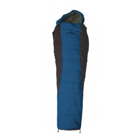 Jurek Travel DV XL New modrá/černá letní spací pytel Hollowfiber 1