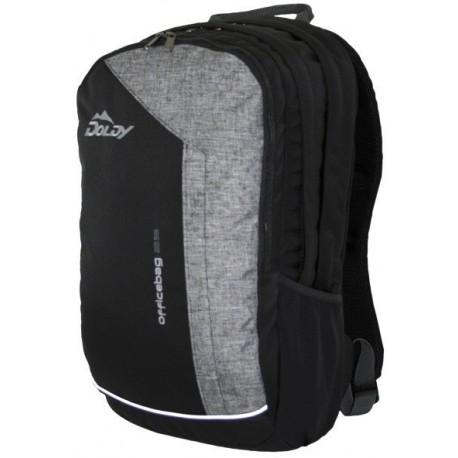 Doldy Officebag 38l šedý