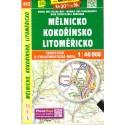 SHOCart 412 Mělnicko, Kokořínsko, Litoměřicko 1:40 000 turistická mapa