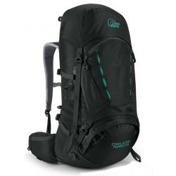 Lowe Alpine Cholatse ND 60:70 černá dámský expediční batoh