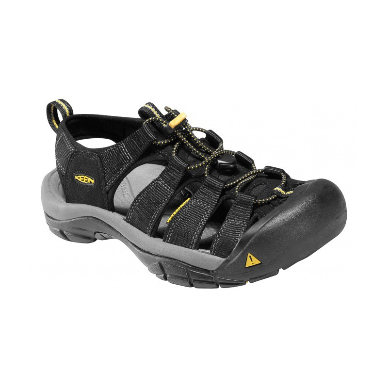 Keen Newport H2 M black pánské outdoorové sandály i do vody 3a476fdb0b