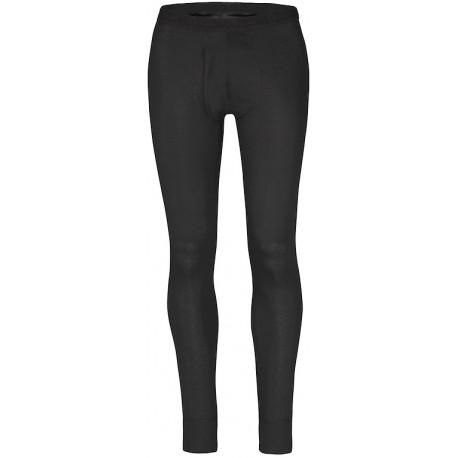Zajo Power Pants black pánské spodky dlouhá nohavice Thermolite